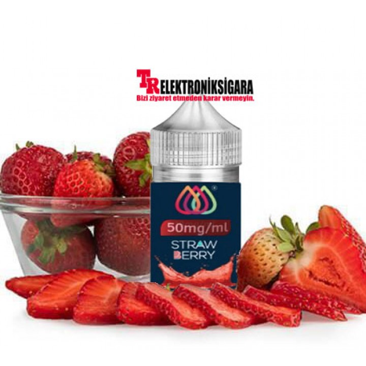 AquaVape Strawberry Salt Likit