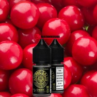 Atomic Salts By Halo Cherry Bubble Gum 30ml Premium Salt Likit