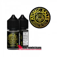 Atomic Salts By Halo Tobacco Bliss 30ml Premium Salt Likit