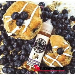 Barista Brew Cinnamon Glazed Blueberry Scone 60ML Premium Likit