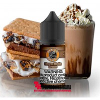 Barista Brew Co S'mores Mocha Breeze 30ml Premium Salt Likit