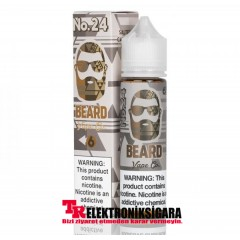 Beard Vape Co. No.24 Premium Likit 60ml
