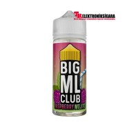 Dinner Lady Big ML Club Raspberry Mojito Premium Likit 120ml