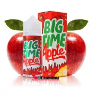 Big Time Juice Apple Premium Likit 120ml
