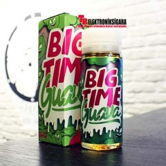 Big Time Juice Guava Premium Likit 120ml