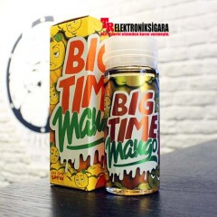 Big Time Juice Mango Premium Likit 120ml