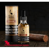 Black Note Cigar Tobacco 30ml Premium Likit