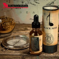 Black Note Latakia Tobacco 30ml Premium Likit