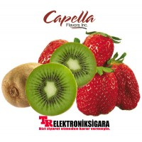 Capella E-Likit Aroması Kiwi Strawberry With Stevia 10ML
