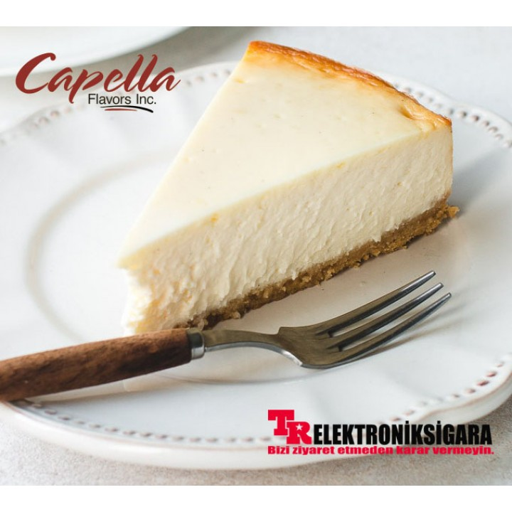 Capella E-Likit Aroması New York Cheesecake v2 10ML