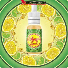 Choops Sparkling Lemon 30ml