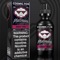 Cosmic Fog Platinum Collection BERRY TRIO 60ml Premium Likit