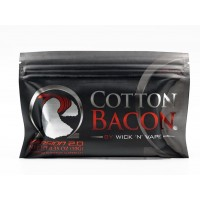 Cotton Bacon Version 2.0 0.35 OZ (10G) Wick N Vape Premium Pamuk