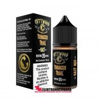 CuttWood Tobacco Trail 30ml Premium Salt Likit