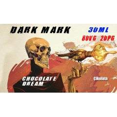 Dark Mark Likit Chocolate Dream 30ML