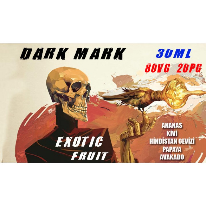 Dark Mark Likit Exotic Fruit 30ml