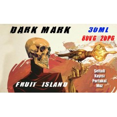 Dark Mark Likit Fruit Island 30ML