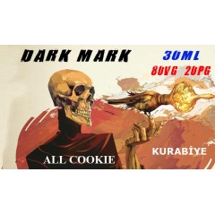 Dark Mark Likit All Cookie 30ml