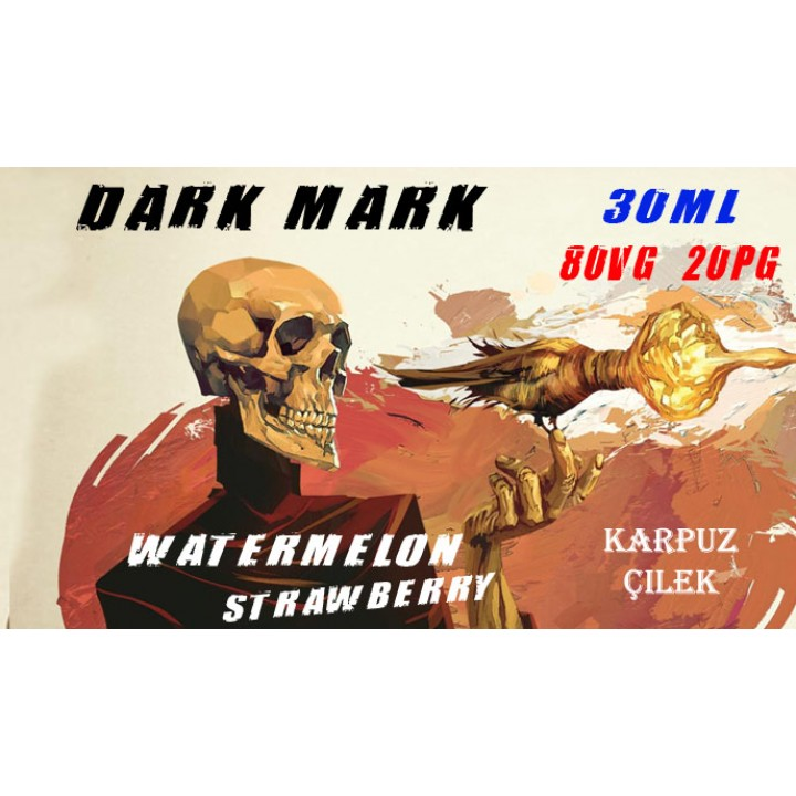 Dark Mark Likit Watermelon Strawberry 30ml