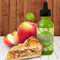 Dinner Lady Apple Pie 60ML Premium Likit
