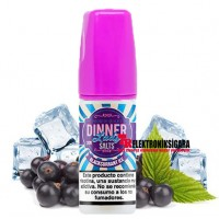 Dinner Lady Blackcurrant ice 30ml Premium Salt Likit
