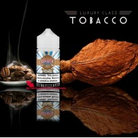 Dinner Lady Cafe Tobacco Premium Salt Likit 30ml