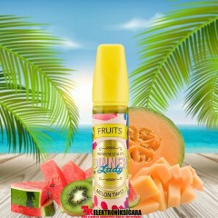 Dinner Lady Fruit Series Melon Twist 60ml