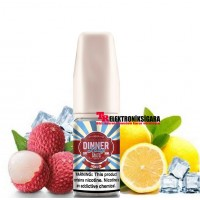 Dinner Lady Lychee Ice 30ML Premium Salt Likit