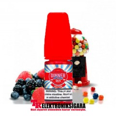 Dinner Lady Sweet Fusion 30ml Premium Salt Likit