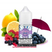 Dinner Lady Purple Rain 30ml Premium Salt Likit