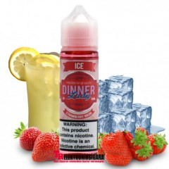 Dinner Lady Strawberry Bikini Ice 60ML Premium Likit