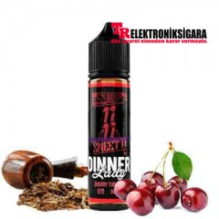 Dinner Lady Cherry Tobacco Sweet 11 Premium Likit 60ml