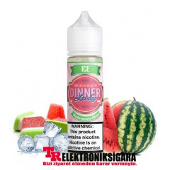 Dinner Lady Watermelon Slices Ice 60ml Premium Likit