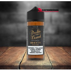 Double Barrel Bounty Tobacco 120ml Premium Likit