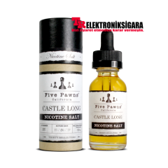 Five Pawns Castle Long 30ml Premium Salt Likit