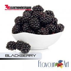 Flavour Art E-Likit Aroması Blackberry 10ML