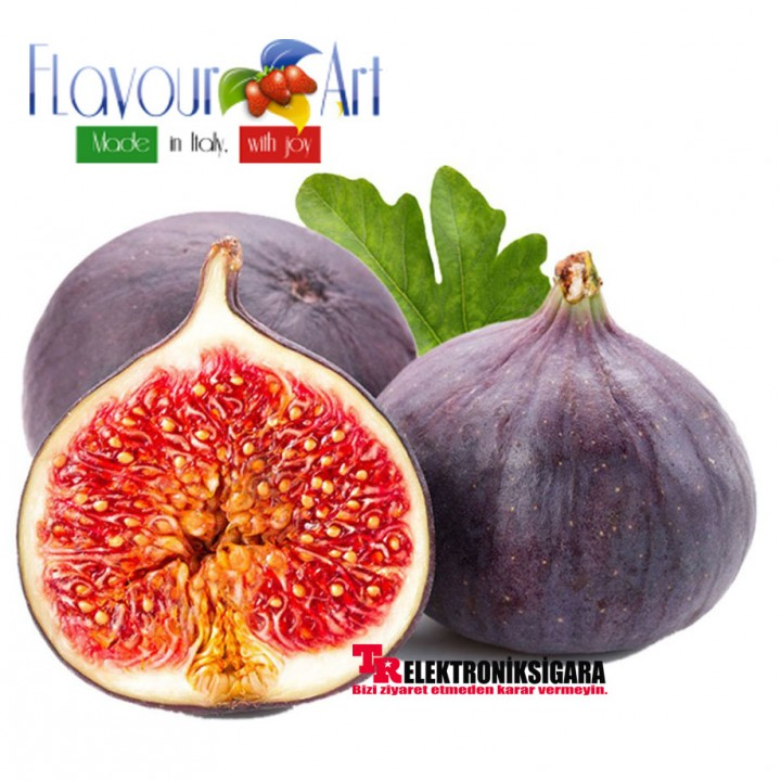 Flavour Art E-Likit Aroması Fig Fresh 10ML
