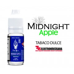 Halo Midnight Apple 10ml Premium Likit