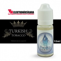 Halo Turkish Tobacco 10ml Premium Likit