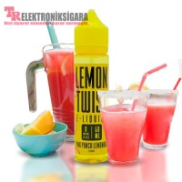 Lemon Twist Pink Punch Lemonade 60ml Premium Likit