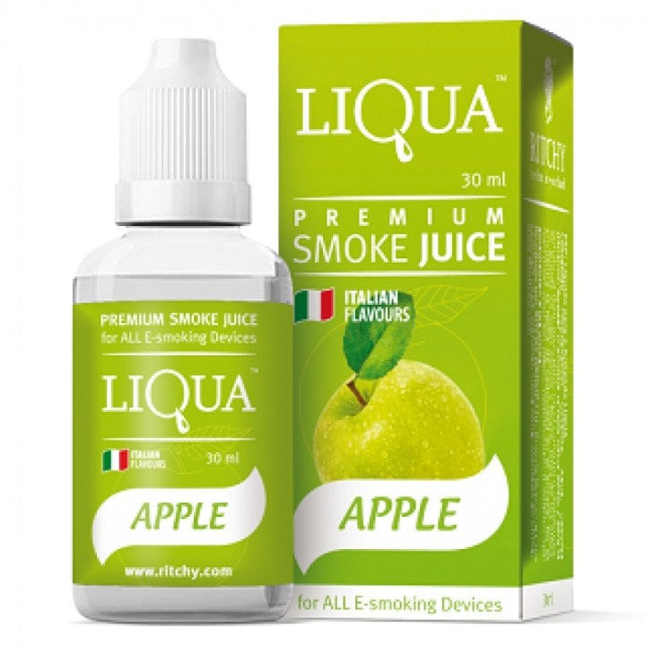 Liqua Likit Apple 30ml