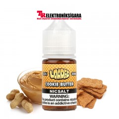 Loaded Cookie Butter 30ml Premium Salt Likit