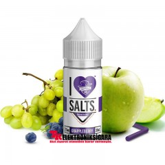 I Love Salts Grappleberry Premium Salt Likit 30ml