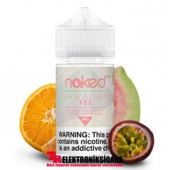 Naked Hawaiian Pog 60ml Premium Likit