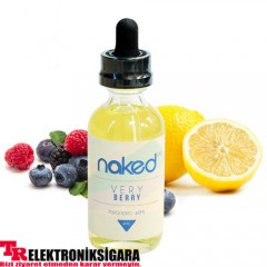 Naked Very Berry 60ml Premium Likit