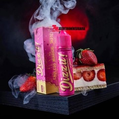Dizzit E-Juice Strawberry Cheesecake Premium Likit 60ml