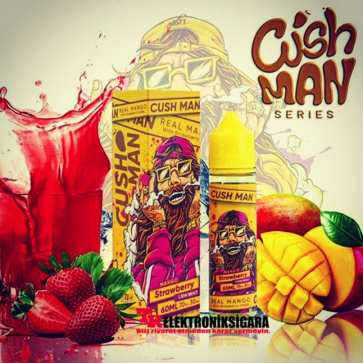 Nasty Juice Mango Strawberry Premium Likit 60ml