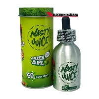 Nasty Juice Green Ape Premium Likit 60ml