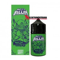 Nasty Juice Ballin Hippie Trail Premium Likit 60ml (High Mint)