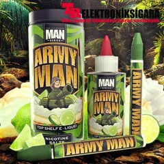 One Hit Wonder Army Man Premium Likit 100ml